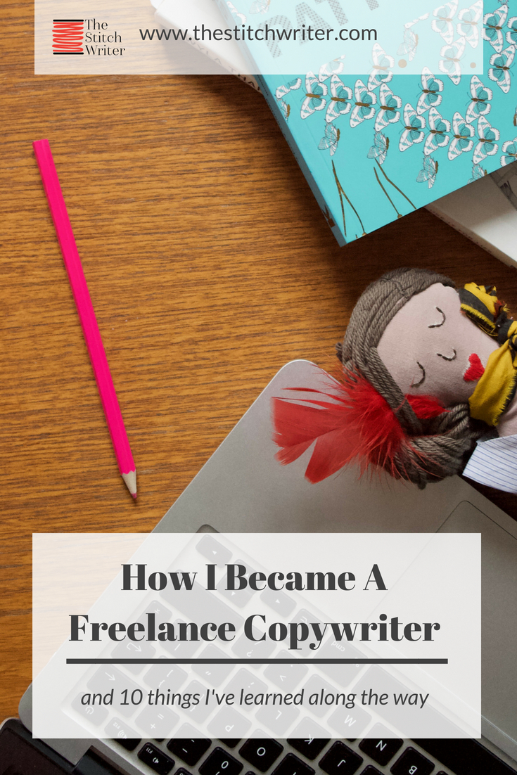 Ever wondered how to become a freelance copywriter?
