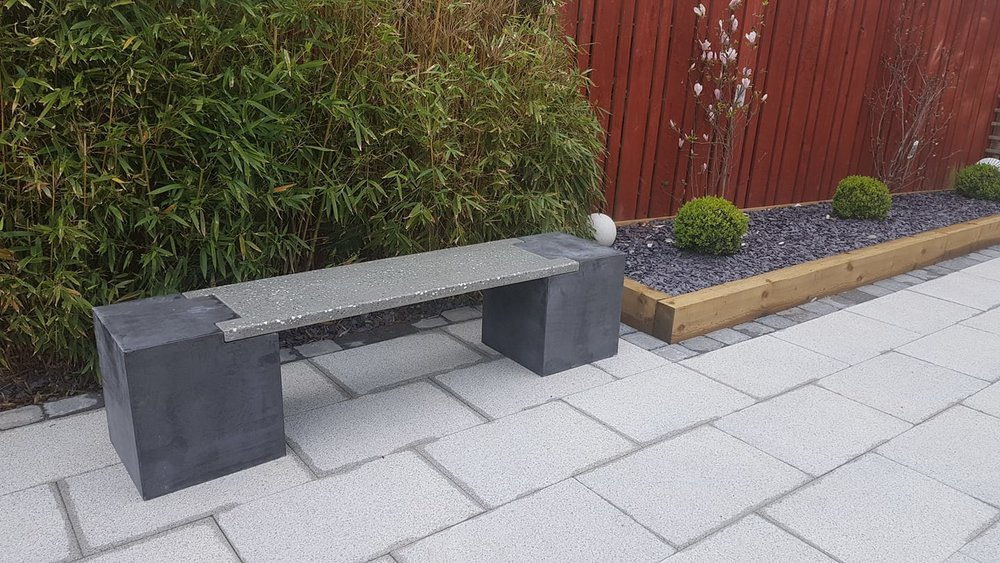 Outdoor Concrete Furniture Balcrete