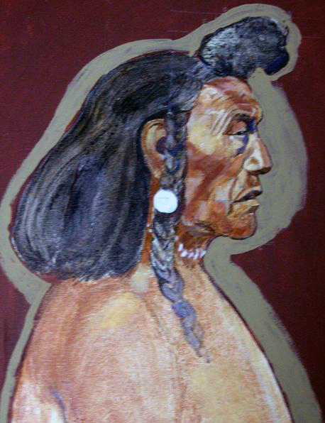 Blackfoot Chief Bear Bull