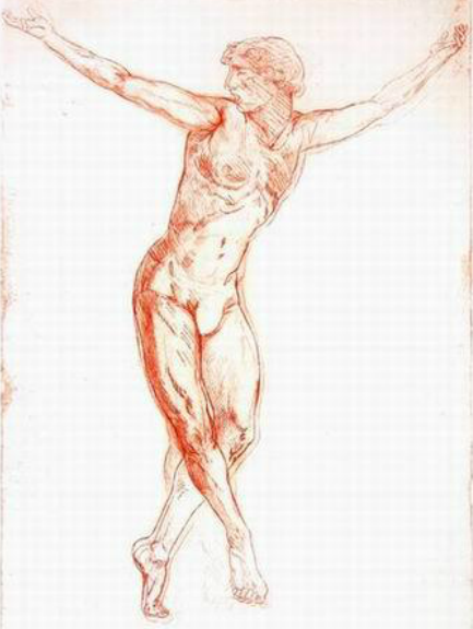 Study for a Dancer