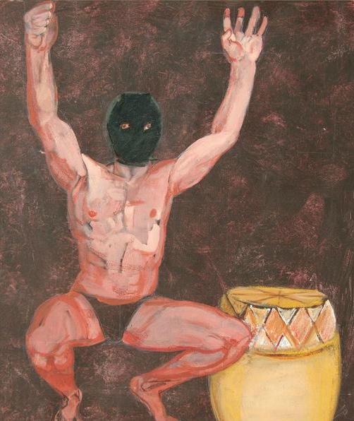 Indian Drummer 3