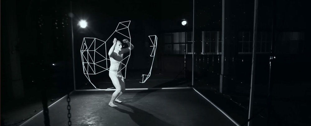 INSIDE A CUBE -  MUSICVIDEO