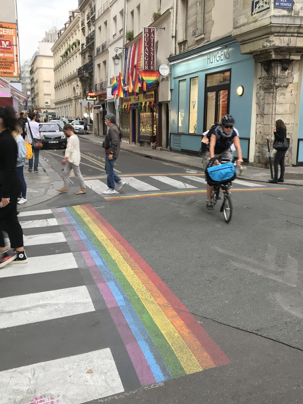 The Gay District