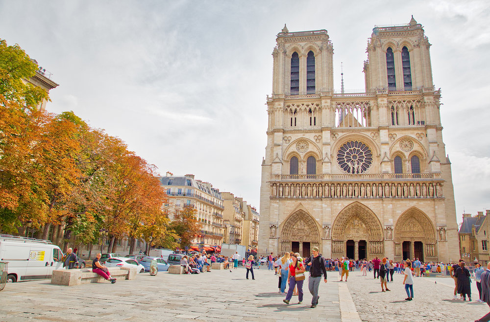 Notre Dame Looms