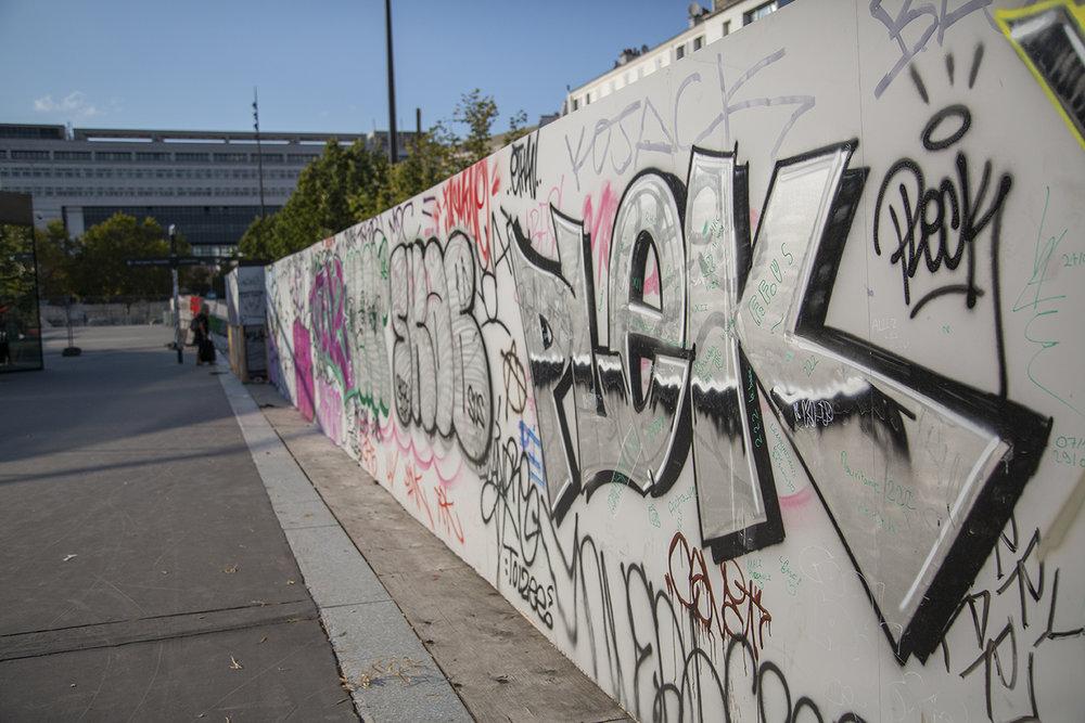 Graffiti - Bercy