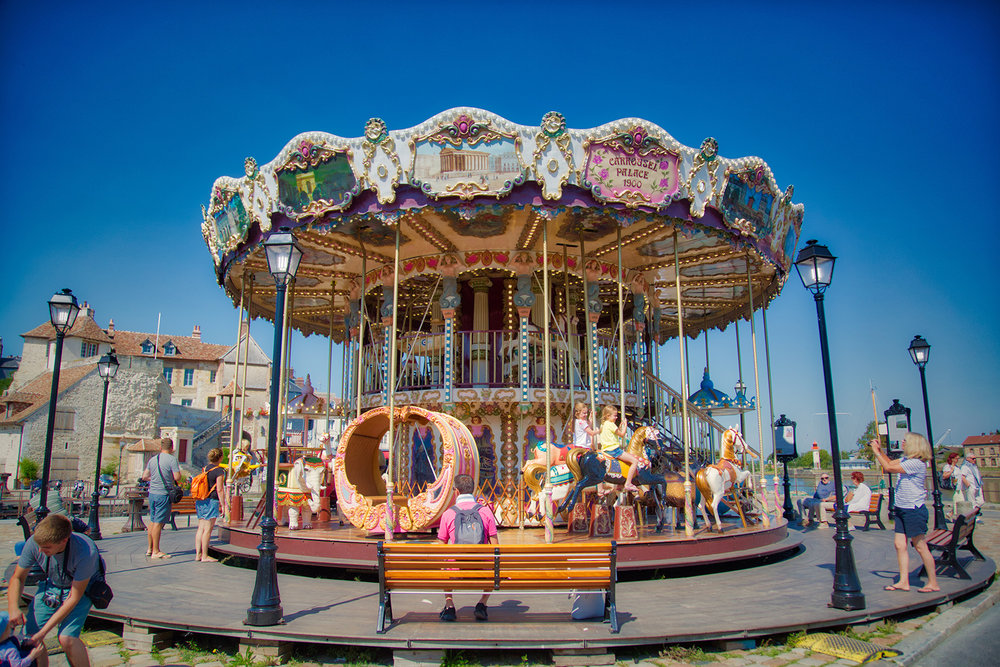 Another carousel