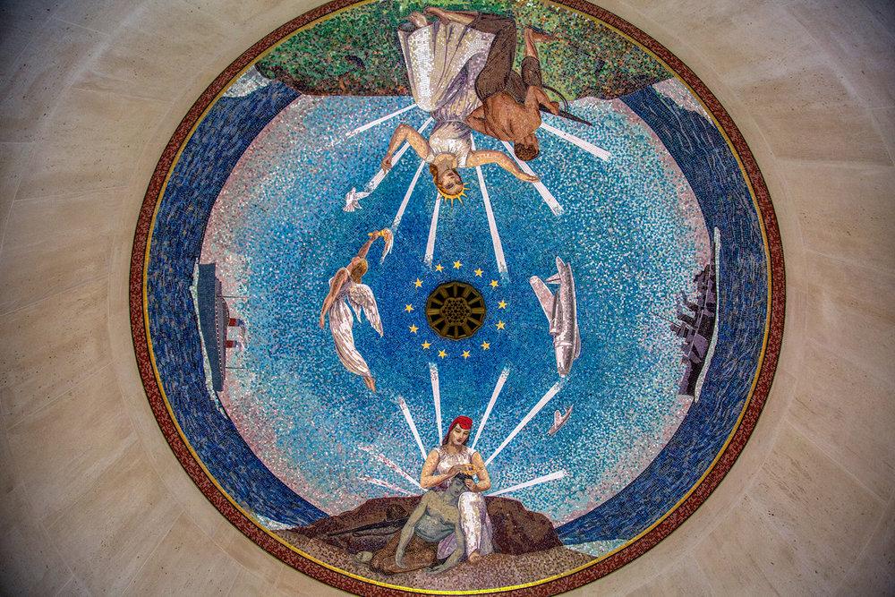 Roof Mosaic