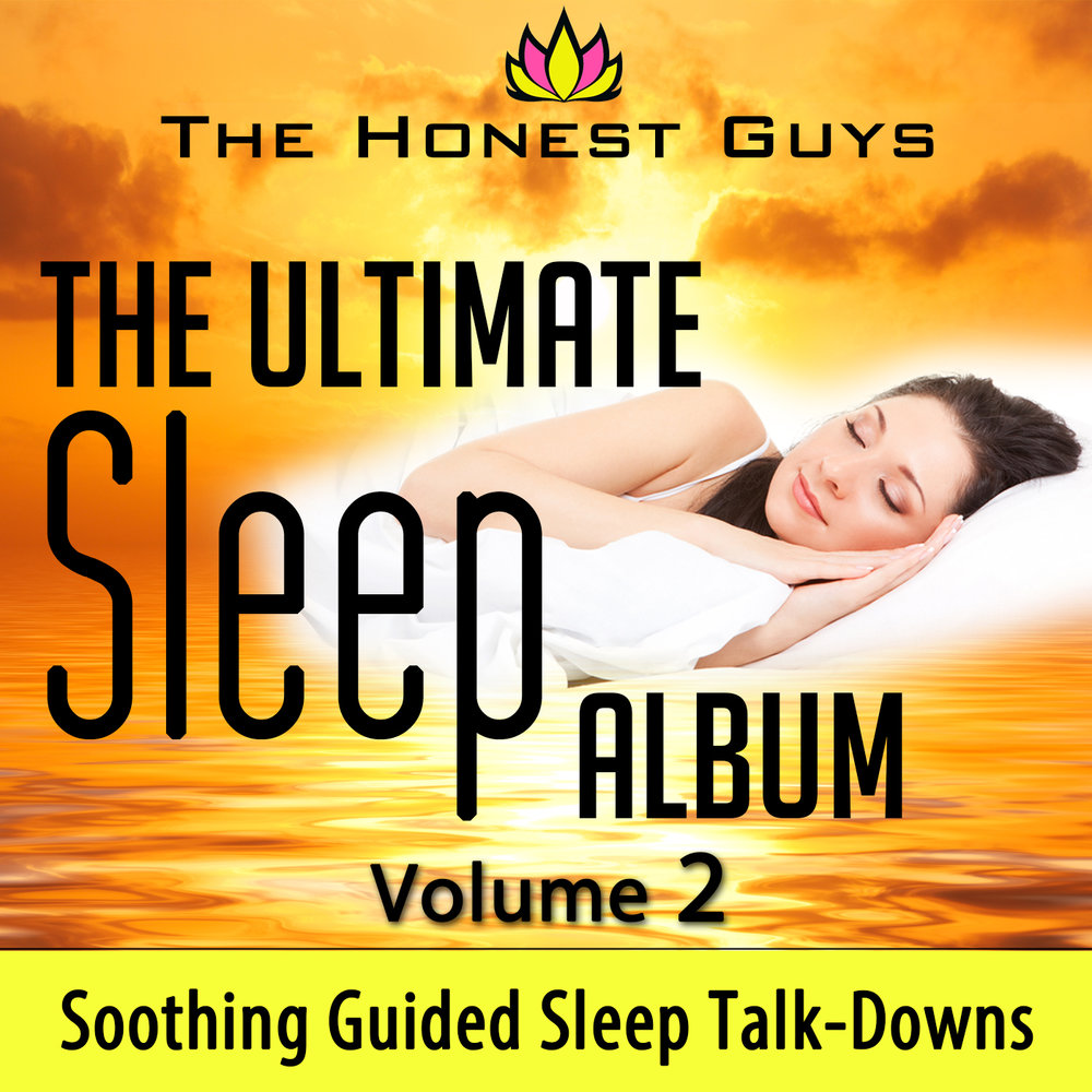 guided sleep talk down album