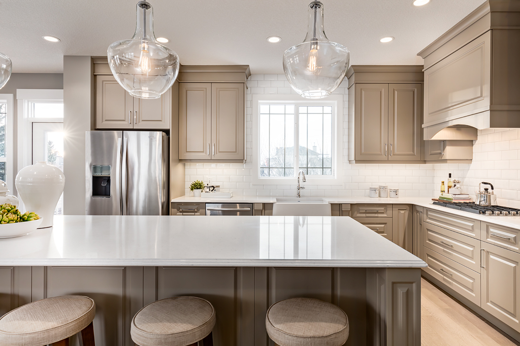 Calgary Kitchen Renovations   Revision by Stepper Homes