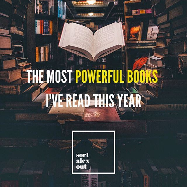 Happy New Year, everyone! This has been an incredible year 🎉 . . I've started this blog, confronted a fair few demons and had adventures galore. I also learned a lot from the simple act of doing hard things but also by reading amazing books. . . Here's my year end roundup of the best books I've read in 2018 and what I've learned in actionable little morsels, so you have some inspiration after you wake up from your New Year's coma.