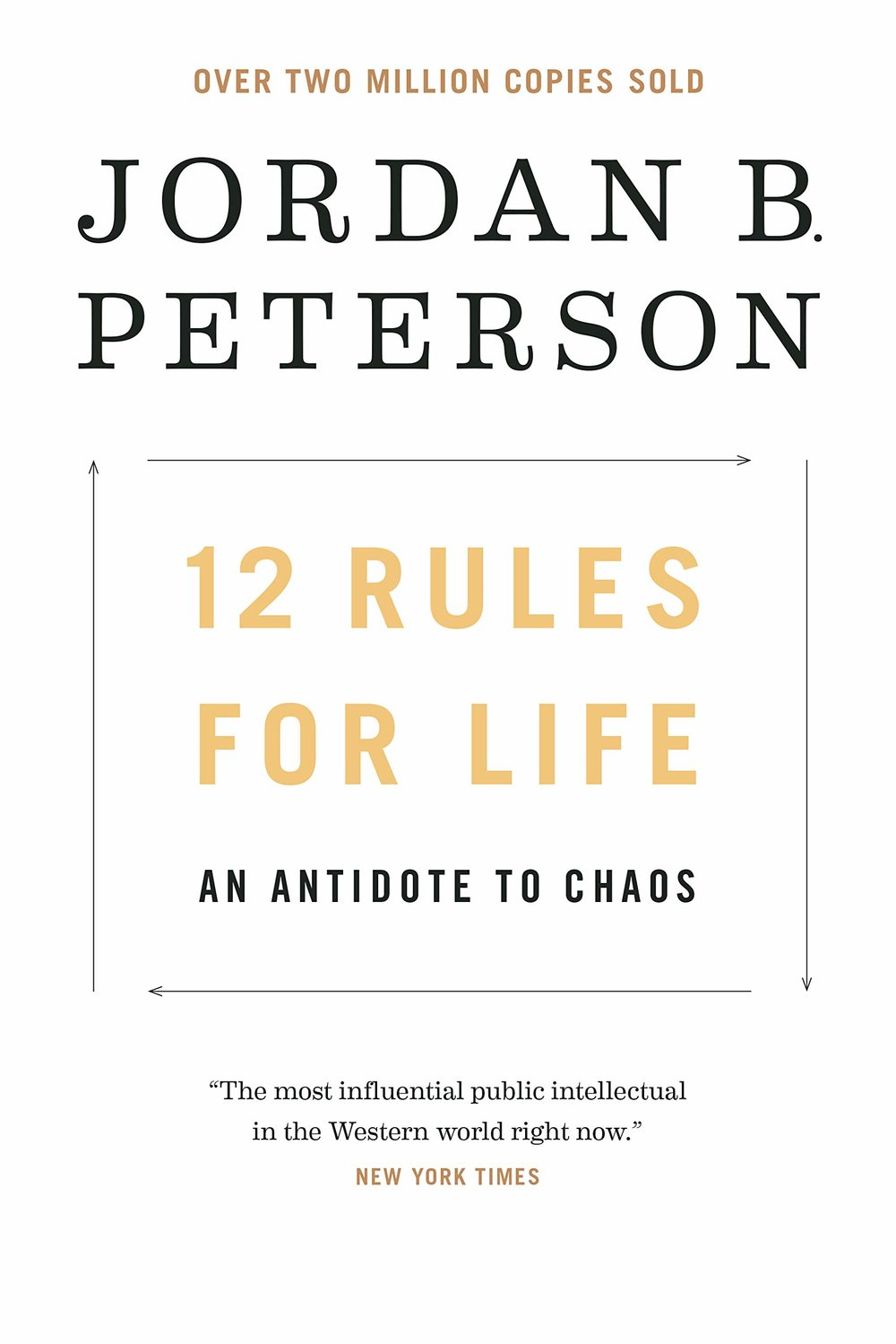 12 Rules For Life - Jordan B Peterson