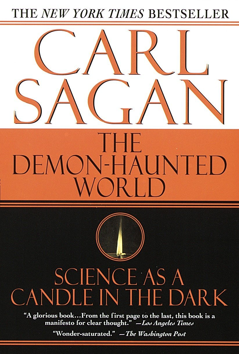 The Demon Haunted World - Carl Sagan