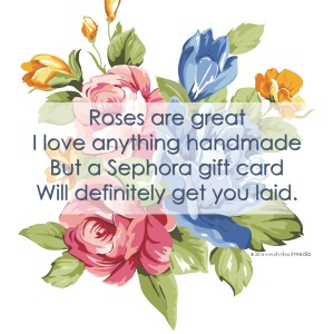 Valentines Poem from Wonderland Media