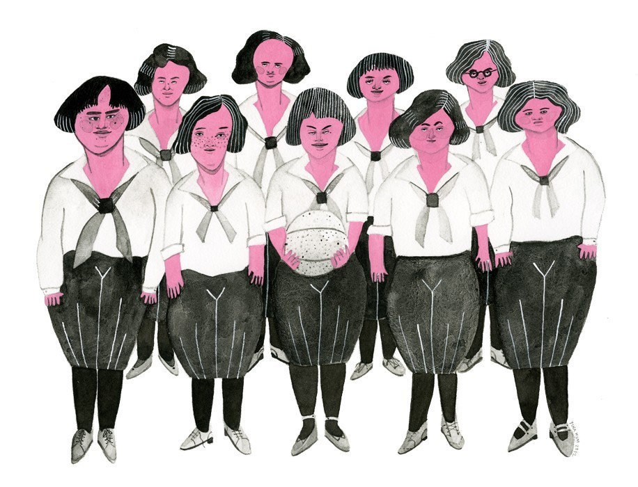 Girls' Sports team