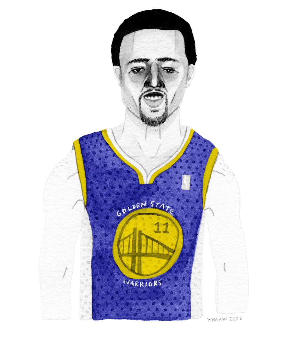 11. Klay Thompson