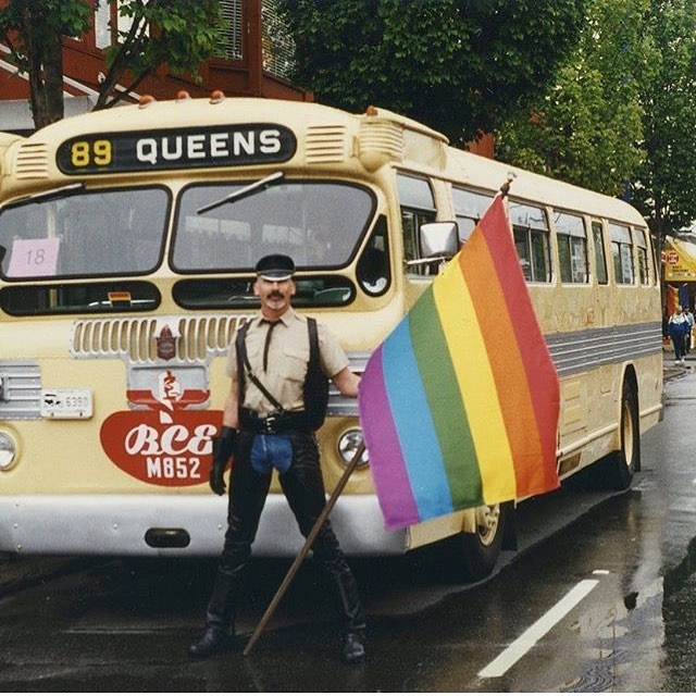 🏳️‍🌈This Sunday Aug 5th is the 40th annual Pride parade with many more accompanying events! @vancouverpride Know before you go via @translinkbc Best plan your route ahead of time with public transit, by bike or a combination of both! 🚲🚎#biketotransit @Thebicyclevalet will be making everyone V.I.C.'s Very Important Cyclists! Check their calendar for details and have a great weekend! 🏳️‍🌈🎉❤️🧡💛💚💙💜#pride #vancouverpride #sharethelove #beyou #bringallofyou #regram from TransLink 👏🤝👍