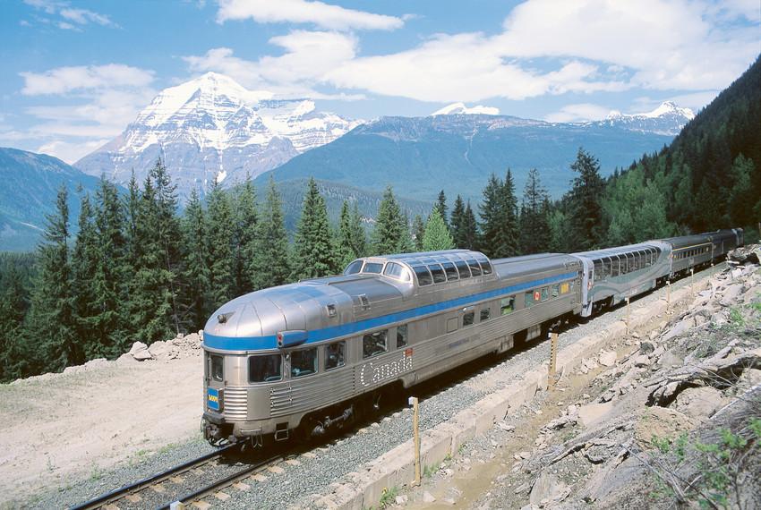 via Rail - $500 Travel credit