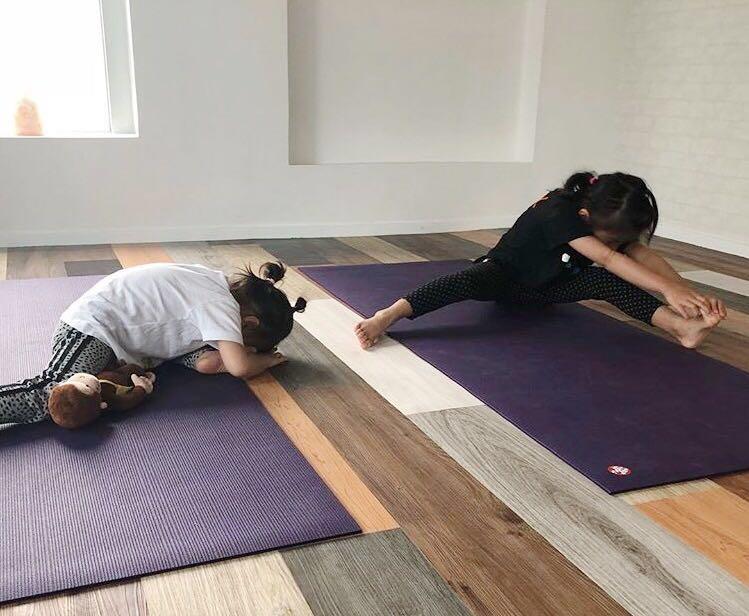 兒童瑜伽 Kids Yoga - 從小發展孩子的專注力,加強學習能力。