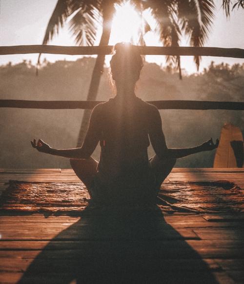yoga at bali