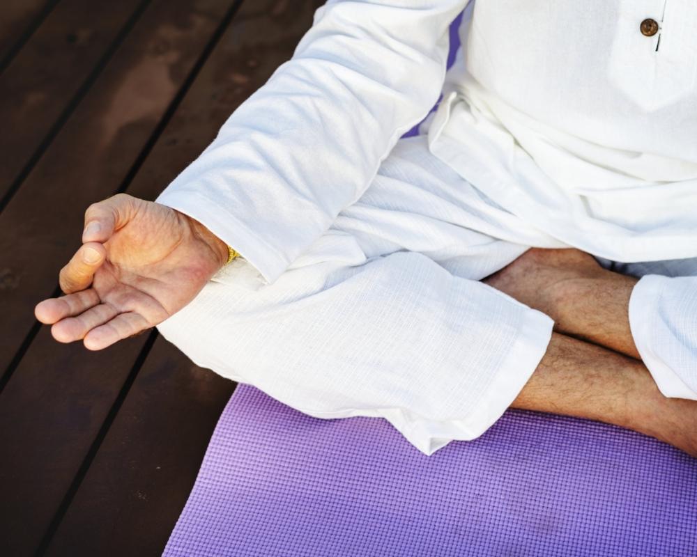meditation shanti