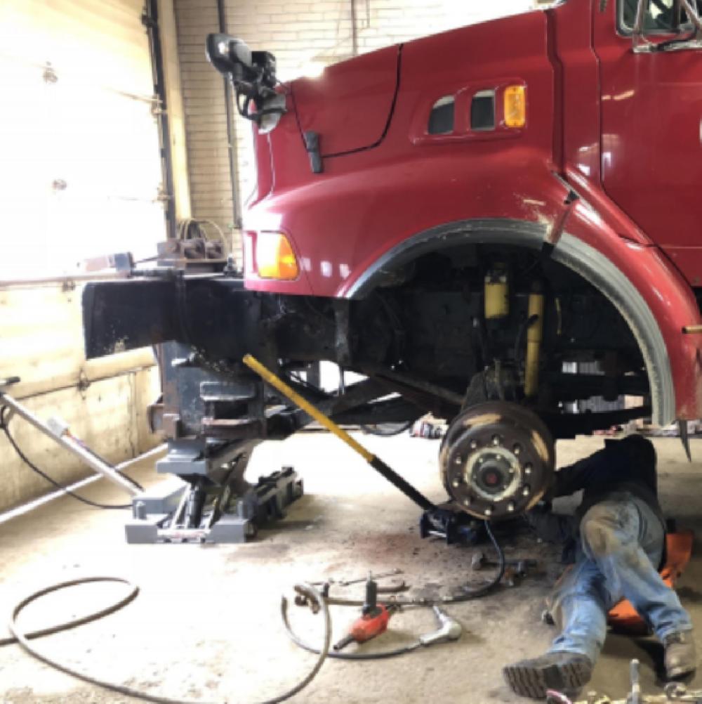 Case Study: Truckingthrough SaaS -