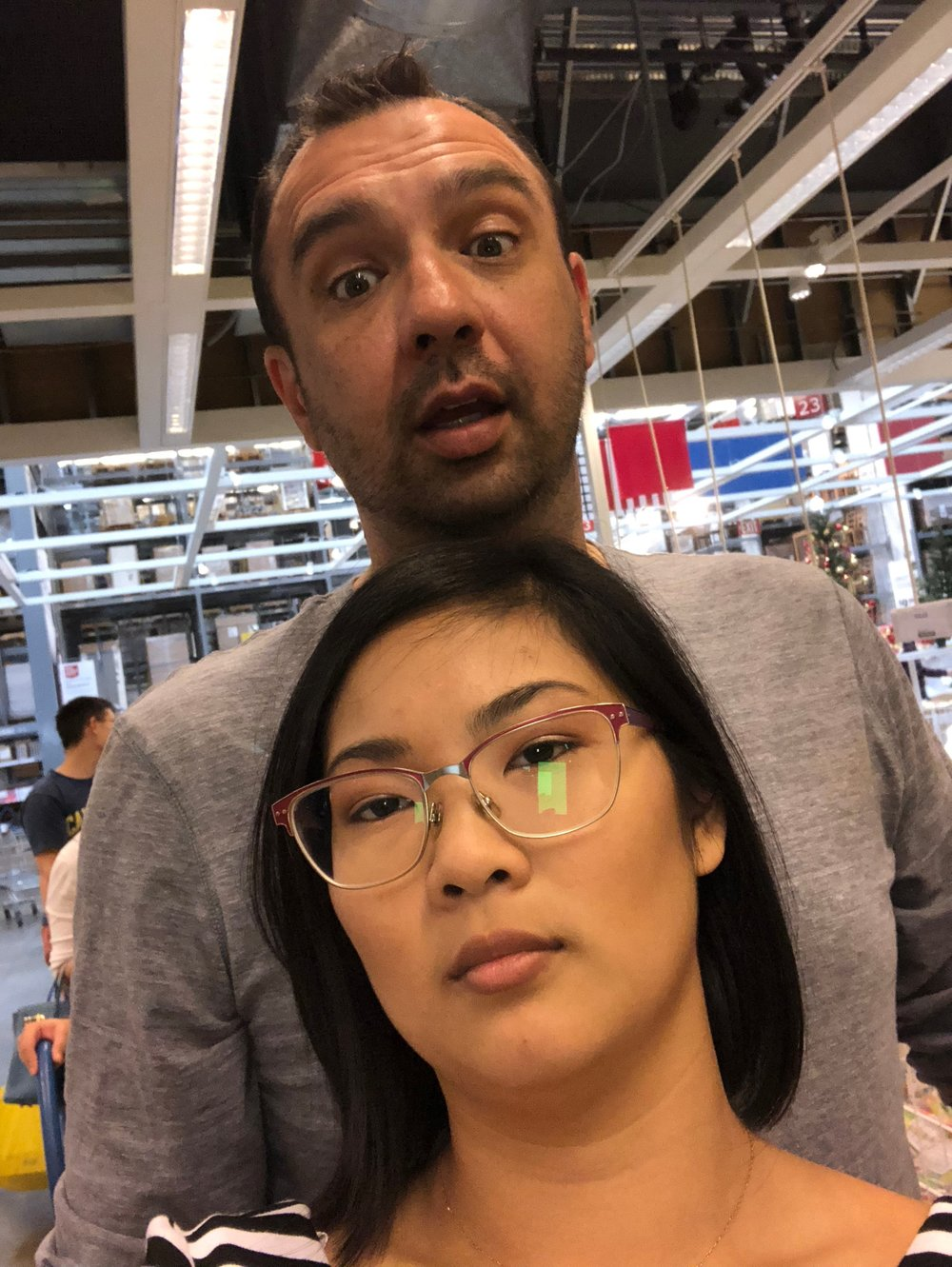 save yourself - avoid Palo Alto IKEA