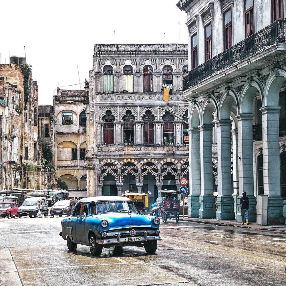 Havana, Cuba - Edward Hu,ARRVL