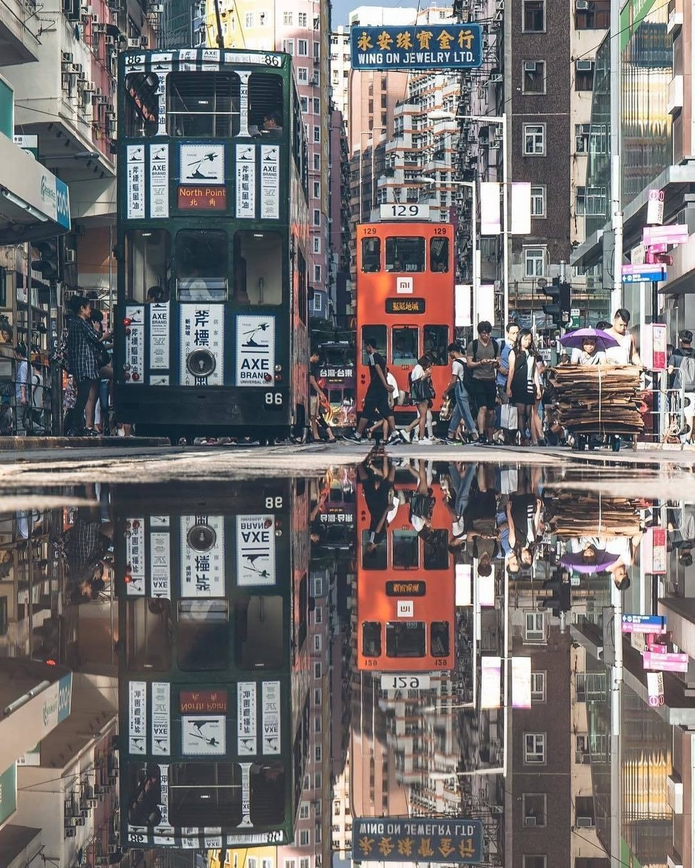 Hong Kong, China - Benjamin Wallsten,Flyright & Beau Berman,Tripcents