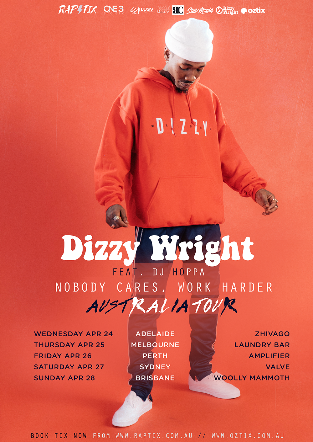 Dizzy Wright - National Poster Print.png