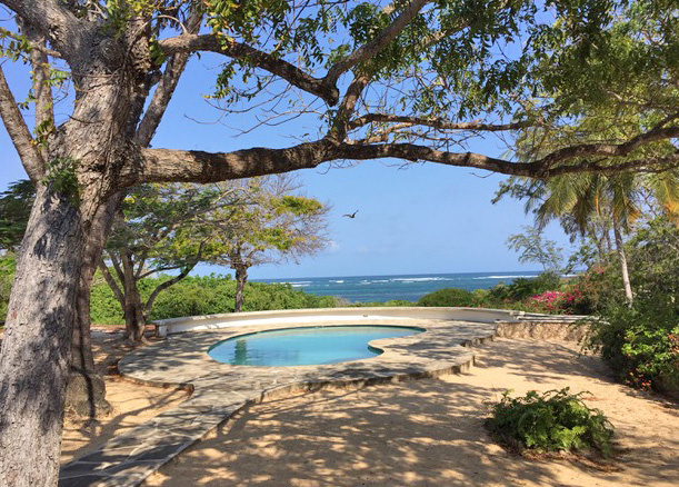 UNDER OFFER Stunning 3.42 South Watamu Beach Plot with House & Cottage for Sale - Price on ApplicationRef: BN02More Info