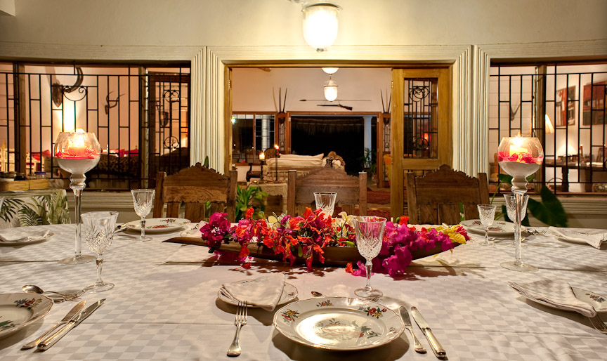 Dining Room Watamu House.jpg