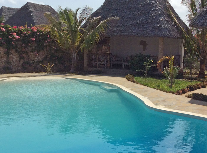 NEW FOUR BEDROOM HOUSE WITH POOL IN NORTH WATAMU FOR SALE  - (Ref:  NVKH01)