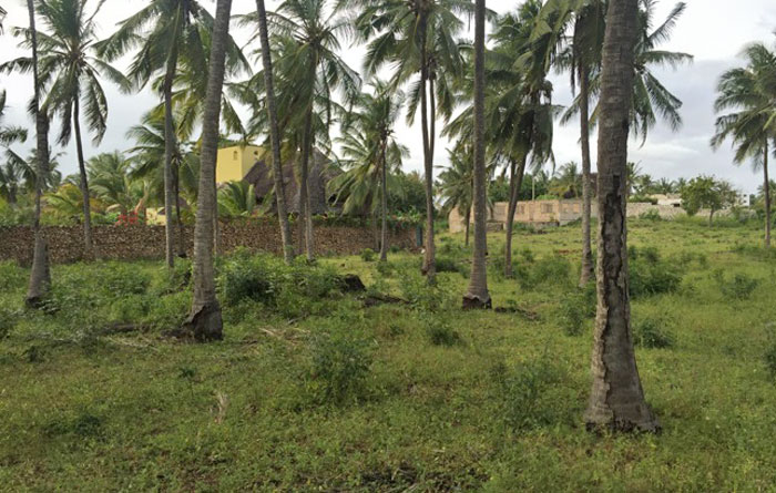 NEW3 BEDROOM HOUSE IN NORTH WATAMU WITH SEPARATE HALF ACRE UNDEVELOPED PLOT FOR SALE - (Ref: NWKR02)