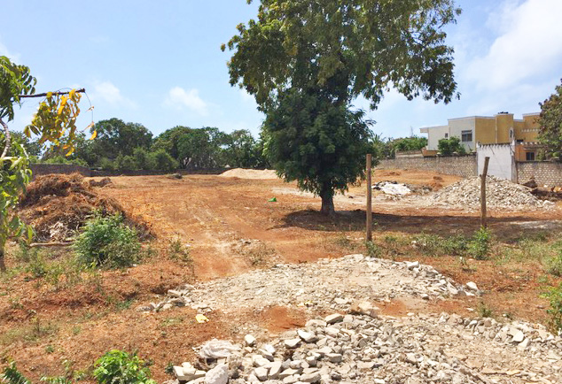 0.8 ACRES OF UNDEVELOPED PLOT OFF CASUARINA ROAD, MALINDI FOR SALE - (REF: MCR02)