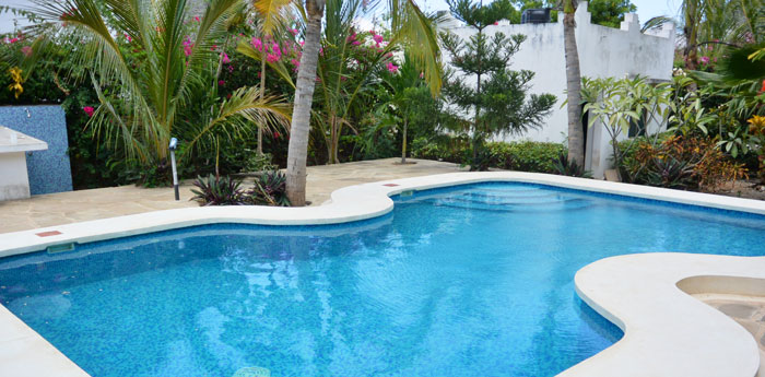 2 BEDROOM HOUSE WITH POOL FOR SALE - North Watamu - 3rd Row