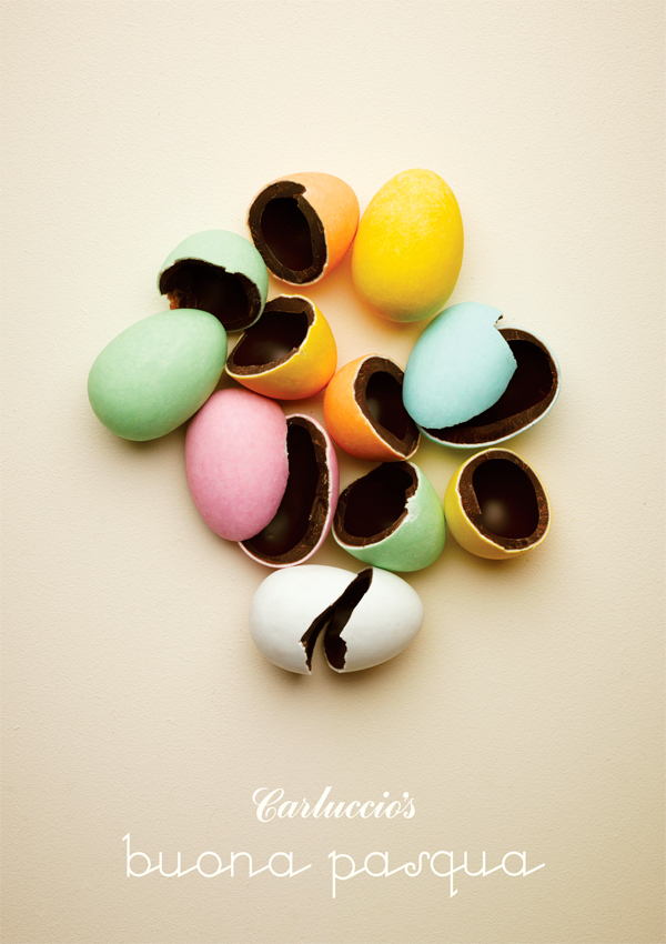 Easter carluccios