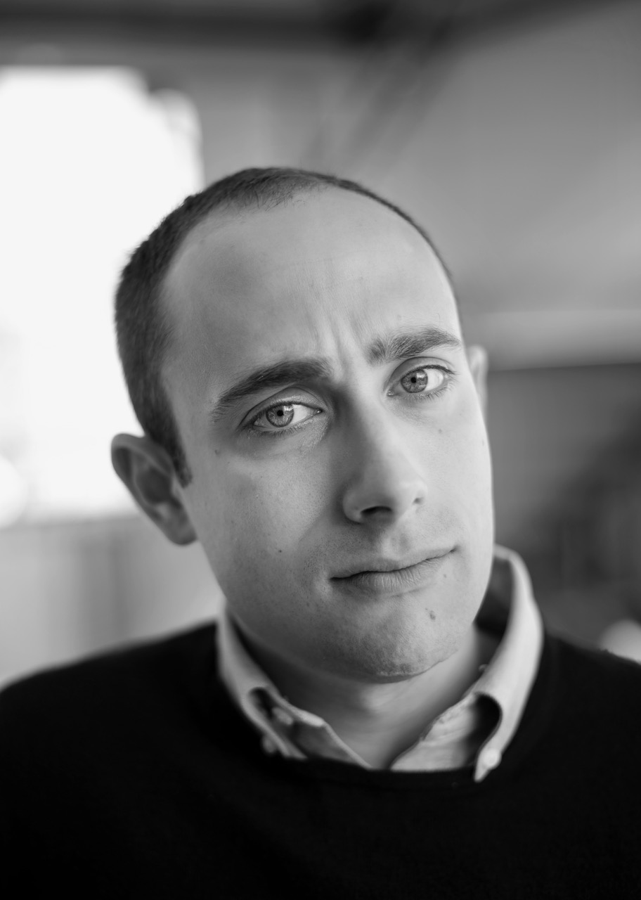 Max Hänska, Senior Consultant & AI Expert bei Plan D