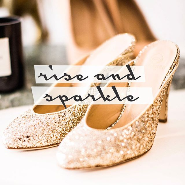 Don't forget to get up every day and sparkle and shine as the amazing person that you are... #_glitterfreaks #fridayfeels #gold #goldshoes #sparkleinsideandout #riseandsparkle #glitter #sequins #biodegradeable #love #nevertoomanyshoes #glitterfaceandbodyart #events