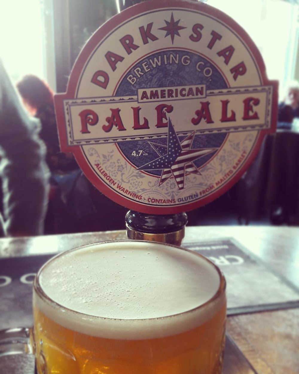 @darkstarbrewco is back with one of our favourites!