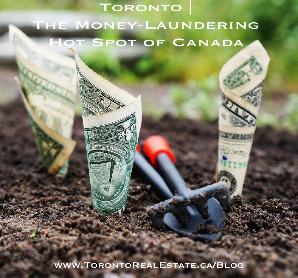 Toronto - The Money-Laundering Hot Spot of Canada
