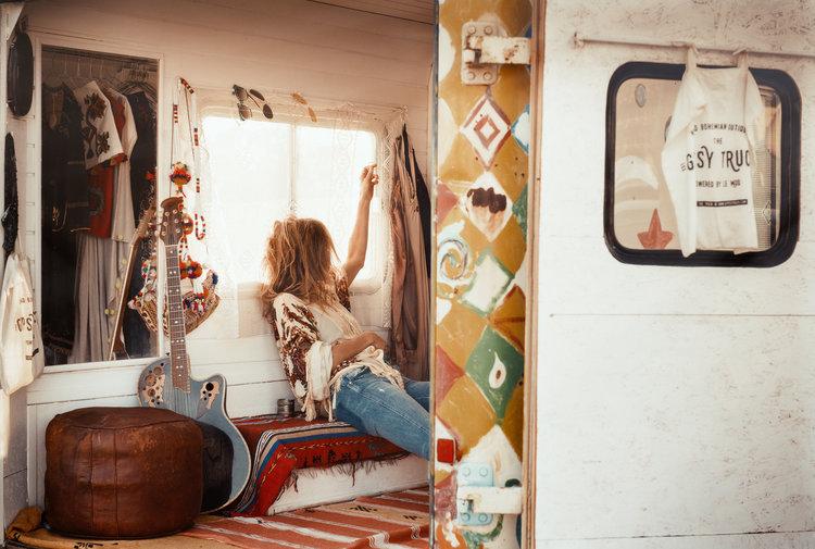 Gypsy Truck