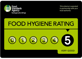 STEAK AND SPICE FOOD HYGIENE RATING