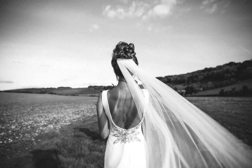 Gemma. Long Furlong Barn.West Sussex.Bride. Bridal Hair.Wedding.3.jpg