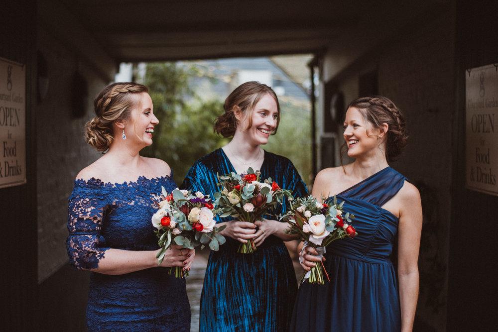 Bridesmaids- Rye-The George in Rye-Wedding