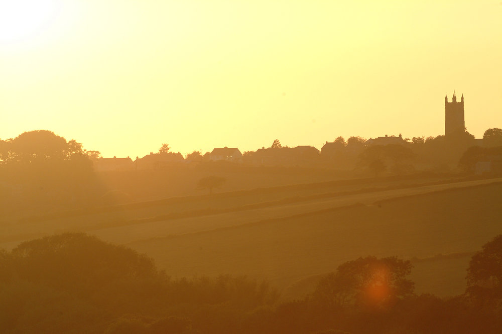 Looking across to St Breward on Bodmin Moor from luxury holiday cottages Penrose Burden.jpg