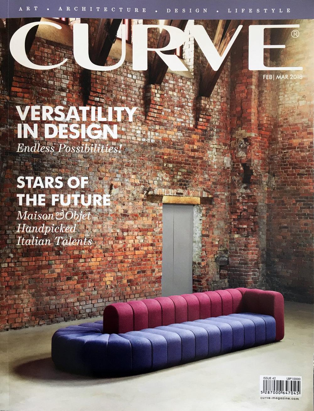 Curve magazine02.02.2018 -