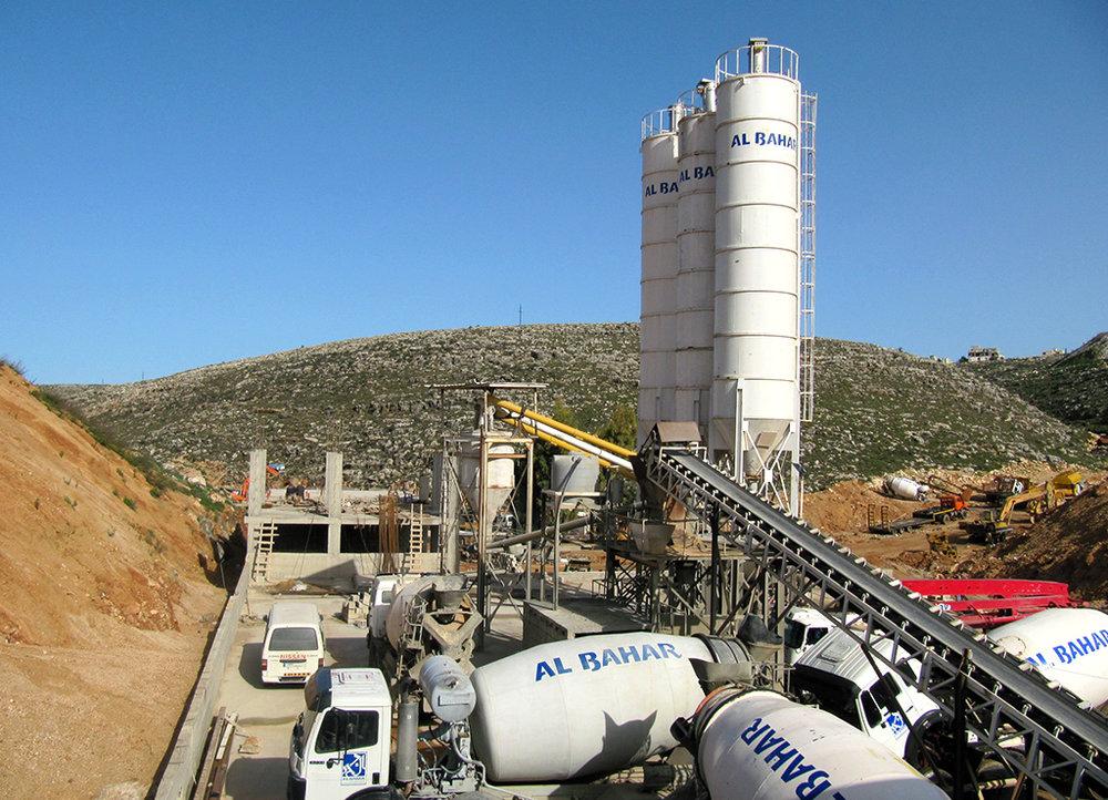 Al Bahar batch plant