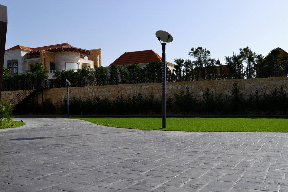 Royal Ashler Stamped Concrete