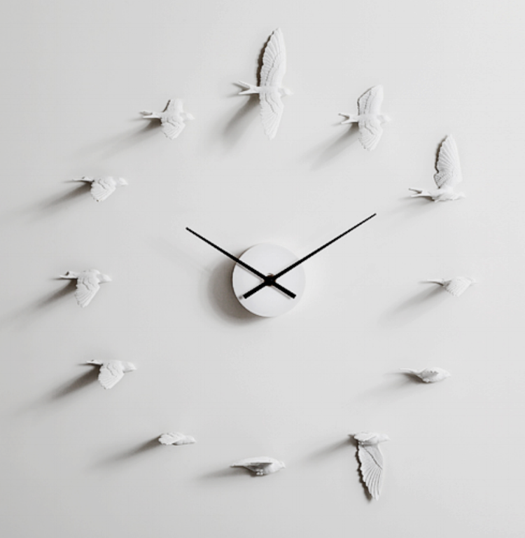 Haoshi Swallow Bird Clock