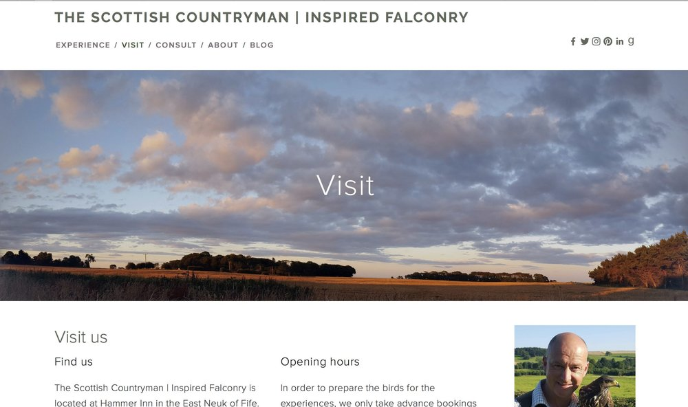 Visit The Scottish Countryman